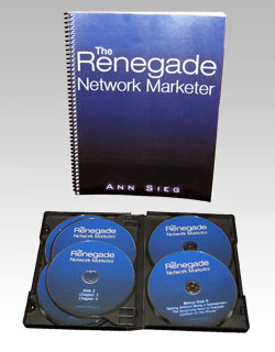 The Renegade Network Marketer Physical Edition